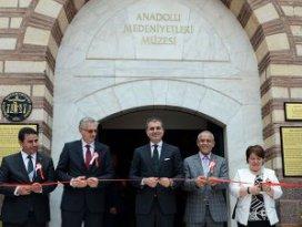 Anadolu Medeniyetleri Müzesi ziyarete açıldı