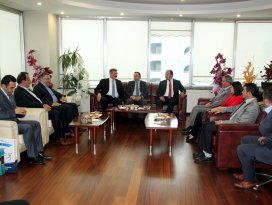 SGK İl Müdürlüğünden Konya SMMMO'ya ziyaret