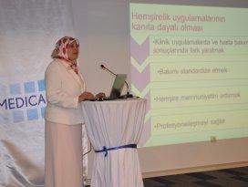 Medicana Konya Hastanesinde Hemşireler günü etkinliği
