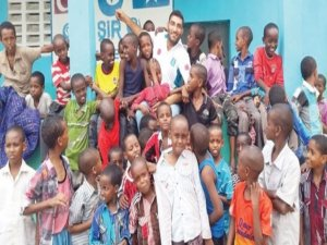 Somalili yetimler Vefasız kaldı