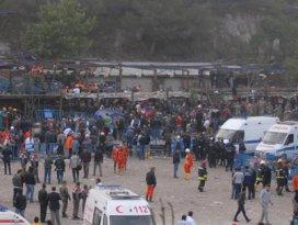 Somada 6 işçi daha madenden sağ çıkartıldı