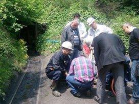 Zonguldakta maden ocağında 1 işçi mahsur kaldı