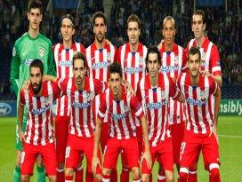 Atletico, tarihi maça Soma tişörtüyle çıkacak