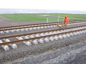 Konya - Karaman tren yolunda yenileme