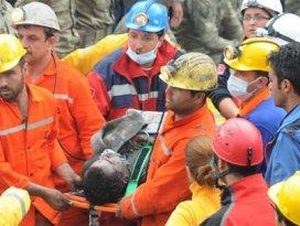 Maden faciasında kahreden ayrıntı!