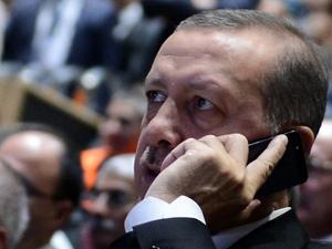 Filistinden Erdoğana 3 taziye telefonu
