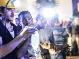 Yaralı 10 madenci taburcu edildi