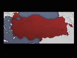 Türkiyenin toprakları genişledi
