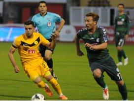 Torku Konyaspor sezonu 42 puanla tamamladı