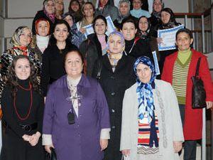Konyada kadın girişimci ruhu gelişiyor