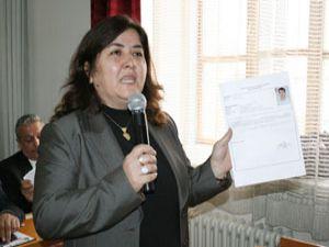 İnsan hakları kuruluna bayan üye
