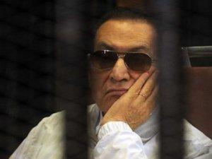 Mübareke 3 yıl hapis cezası