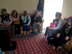 Kadem, Somalı ailelere psikolojik destek veriyor