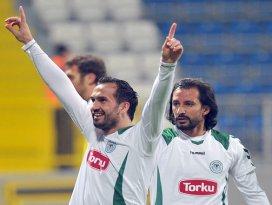 Gkekas Torku Konyaspor tarihine geçti