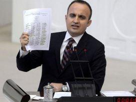 AK Partili vekil suç duyurusunda bulundu