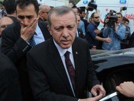 Başbakan Erdoğan maden işçileriyle görüşüyor