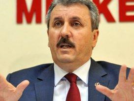 Destici: Madenlerde Türkler çalışmasın