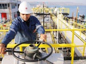 Petrol satıldı para Halkbanka