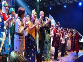 Cemaat olimpiyatı Etiyopyaya götürdü