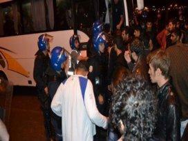 Erciyes Üniversitesi karıştı: 2 yaralı