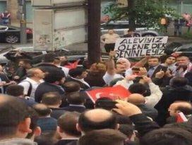 Erdoğana Almanyada Alevi desteği