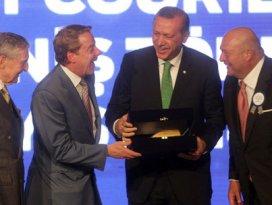 Koçtan Başbakan Erdoğana teşekkür ilanı