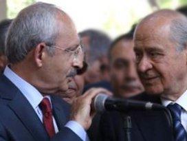 Bahçeli ile Kılıçdaroğlu bir araya geliyor!