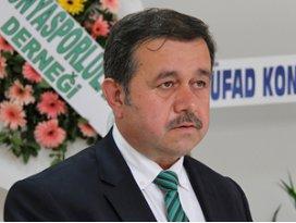 Mehmet Günbaş yeniden başkan