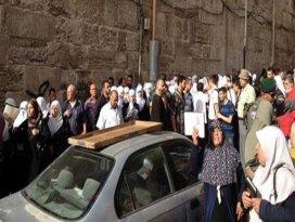 İsrail polisi 3 Türkü darp etti!