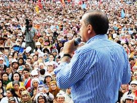 AK Parti'nin son oy oranını açıkladı!