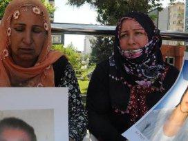 Diyarbakır'da 50 anne çocukları için eylemde