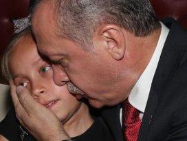 Şehit kızından Erdoğanı duygulandıran şiir