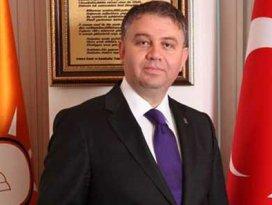 AK Partide önemli bir istifa !