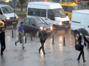 Meteorolojiden 5 bölgeye uyarı
