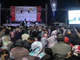 Beyşehirde mutlu aile konferansı