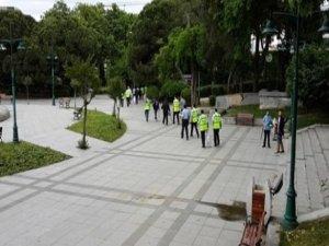 Polis Taksimde güvenlik önlemi almaya başladı