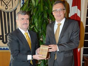 Konya-Belarus işbirliği gelişecek