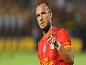 Wesley Sneijder İnterde