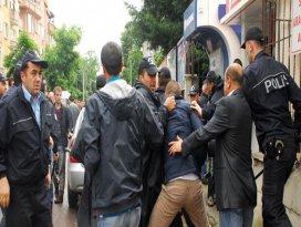 AK Parti ve CHPliler birbirine girdi!
