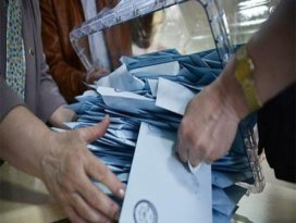 Doğuda oy kullanma işlemi sona erdi