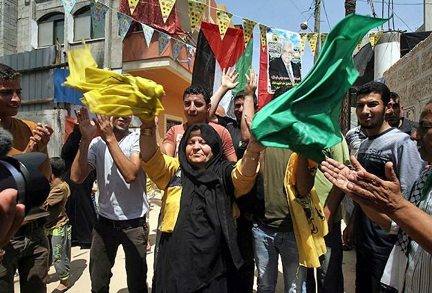 Filistinde uzlaşı hükümeti kuruldu