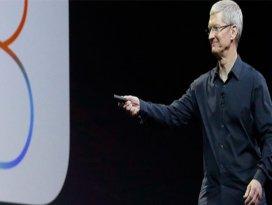 Apple son bombasını tanıttı