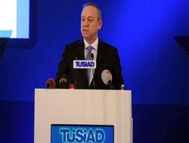 TÜSİAD Başkanı istifa etti