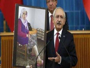 AK Partiden bu fotoğrafa açıklama