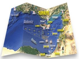 Akdeniz gazının anahtarı elimizde