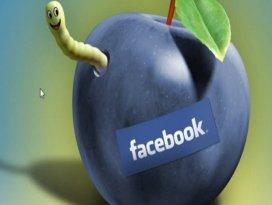 Facebookta yeni virüse dikkat!