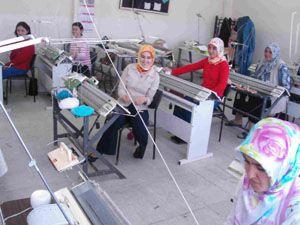 Konyada girişimci kadın sayısı artıyor