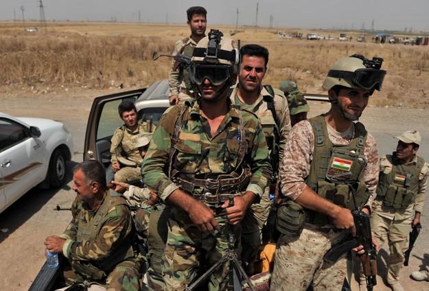 Irak ordusu gönüllülere kapılarını açtı