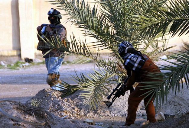 IŞİD Saklaviyenin kontrolünü ele geçirdi