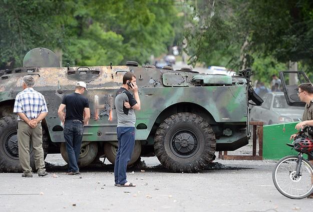 Mariupol ordu birliklerinin kontrolünde